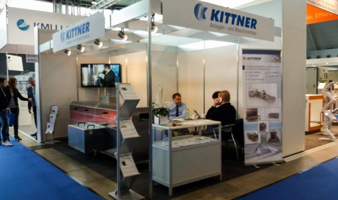 KITTNER at SÜFFA Trade Fair