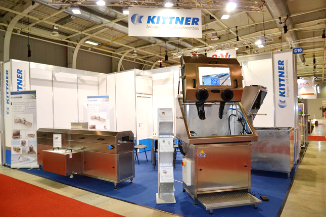 KITTNER at Machtech & Innotech